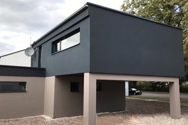 Gebäude Modern Inhaber