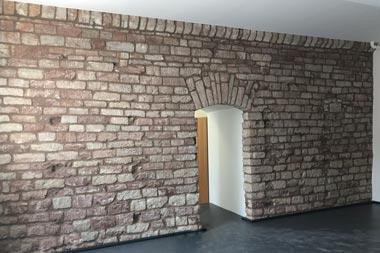 Sanierung Sandsteinmauerwerk